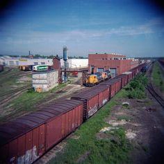 Ontario Northland Railway - North Bay - Ontario