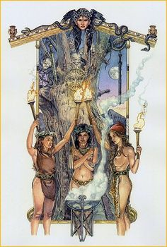 Hecate, by Stephen Walsh.