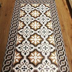 Un tapis en trompe l'oeil - Marie Claire Maison
