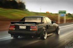 1985 Toyota MR2... she's a beauty!