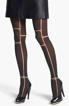Wolford 'Robot' Tights   Nordstrom