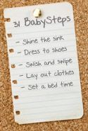 """www.flylady.net helps us """"Finally Love Yourself"""" enough to declutter your home and life.  Daily routines, Cleaning Schedules on Rotation and Monthly challenges are all part of the plan.  """"Jump In"""" where you are and get over CHAOS (Can't Have Anyone Over Syndrome)"""
