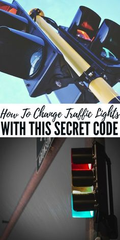 How To Change Traffic Lights With This Secret Code - Once you get there you are going to want to enter a combination of long and short clicks to get the light to change so you can cross. The first combination is going to bethree short clicks. Then do two long clicks. Next do one short click. Then do two long clicks again. Finally do three short clicks. If done correctly then the light should change from green to red and this would then allow you to cross the street.
