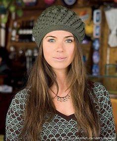 gorro crochet