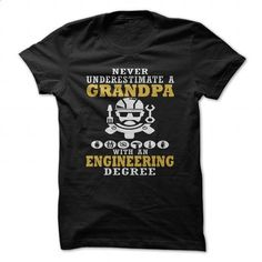 Engineering Grandpa - #printed shirts #online tshirt design. GET YOURS => https://www.sunfrog.com/Jobs/Engineering-Grandpa.html?60505