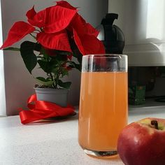 See the recipe: 👉 Mulled Apple Juice, Nutribullet, Fruit, Water, Recipes, Gripe Water, Ripped Recipes, Cooking Recipes