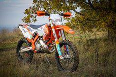 KTM 250 exc enduro 2015