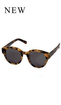 9e9fc173ff Karen Walker Anywhere Crazy Tortoise Sunglasses Karen Walker Sunglasses