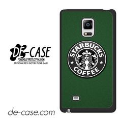 Starbucks Original Chevron DEAL-10101 Samsung Phonecase Cover For Samsung Galaxy Note Edge