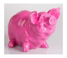 Spaarvarken leuk en trendy. Dit spaarvarken doet het geweldig als cadeau voor jezelf en anderen!