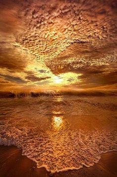 Amazing Sunset!: