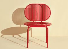 Verena Hennig launches furniture covered in rollers