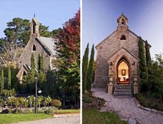 Change of Congregation: Lovely Little Church Now a Home