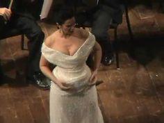 Angela Gheorghiu sings  Ebben ! Ne andró lontana