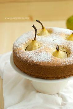 Torta di pere e limone (potrebbe essere scandalosamente buona, da provare)