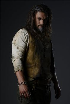 "Somehow I missed Jason Momoa in a new Werewolf movie..Oh so originally entitled ""Wolves"". Probably won't be his best role to date but he sure does do Wolf well...or anything primal for that matter....Mmmmm"