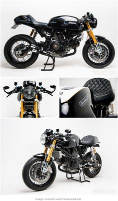 DUCATI CUSTOM BY CORSE MOTORCYCLES - created via http://pinthemall.net
