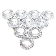 Vktech 10PCS Round Pull Handle Glittering Rhinestone Knob for Cupboard Drawer (Silver) Generic,http://www.amazon.com/dp/B00EU7BSBE/ref=cm_sw_r_pi_dp_nlGGtb1MCA1H3KBF