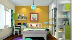 Kids Room Lighting - Best Practices #home #design #lighting