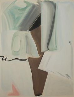 Patricia Treib  Armless Sleeve  2010  oil on canvas  66 x 50 inches