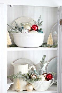 Christmas hutch - Craftberry Bush