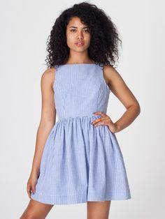 Sun Dress | Mid-Length | Women's Dresses | American Apparel