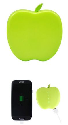 Apple External Battery - Supply your phone or tablet with multiple full charges. Works with Android and iPhone adapters.