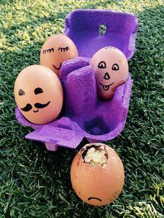 Les oeufs à la coque de Pâques ! - Conseils de mamans - Cuisine de bébé - Avis de mamans