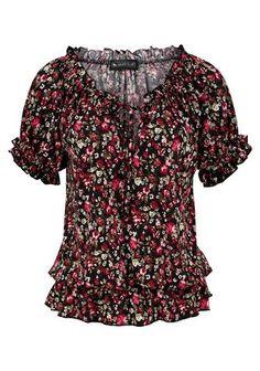Laura Scott Shirtbluse Shops, Blouse, Modern, Fashion, Vestidos, Moda, Tents, Trendy Tree, La Mode