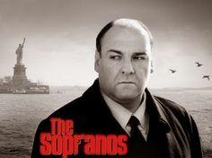 Torrent's Séries: The Sopranos  The Sopranos (no Brasil, Família Sop...