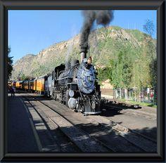 Quality Time On The Durango & Silverton http://www.myqualitytime.net/2012/09/durango-silverton-narrow-gauge-railroad.html#