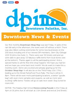 Check out this week's newsletter!