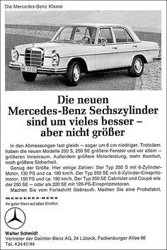 Mercedes Benz 1965
