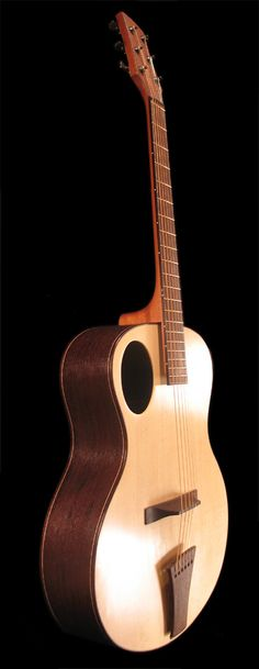 Auriole Guitar - Martin Keith Guitars