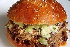 Pulled Pork aus dem Backofen