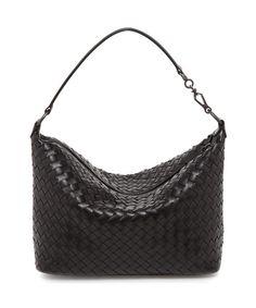 8cfcce21e1 BOTTEGA VENETA Bottega Veneta Small Intrecciato Nappa Leather Shoulder Bag .   bottegaveneta  bags