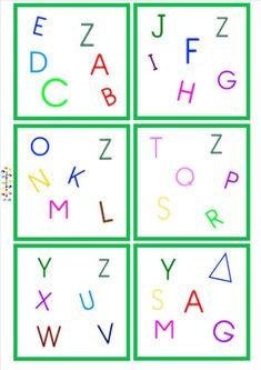 Alphabet Capital, Teaching, Education, Math, School, Kandinsky, Amelie, Recherche Google, Images