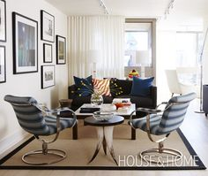 Photo Gallery: Living Room Design Principles   House & Home