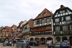 Street Scene - Obernai - Obernai
