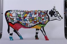 Psy-cow-dellic Cow-ssword Puzzle, Austin 2011