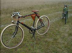 old bikes | AJ | Flickr
