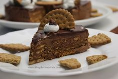 Aprenda a fazer Bolo de bolacha de chocolate de maneira fácil e económica. As melhores receitas estão aqui, entre e aprenda a cozinhar como um verdadeiro chef.