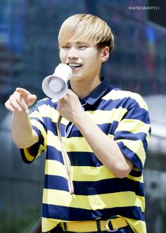 [13.08.16] Makbang Mini Fanmeeting - Rocky