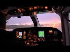 ▶ The last Scheduled Aurigny Trislander Jersey to Guernsey G-RLON - YouTube