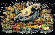 illustrator, Jacqui Oakley
