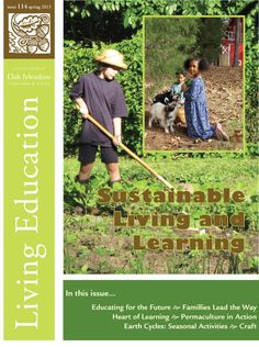 2013 Spring Issue of Living Education