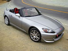 honda s2000 -considered the best inexpensive sports car ever made.