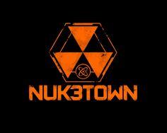 Call of Duty Black Ops 3 Nuketown logo