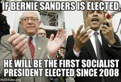 What if Bernie Sanders is elected President |TOTUS