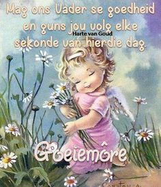 Discover recipes, home ideas, style inspiration and other ideas to try. Good Morning Greetings, Good Morning Wishes, Morning Messages, Day Wishes, Good Morning Quotes, Beautiful Quotes Inspirational, Lekker Dag, Afrikaanse Quotes, Goeie More